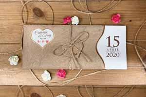 کارت عروسی صبا کد 575