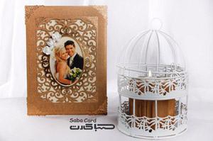 کارت عروسی کد saba-1065