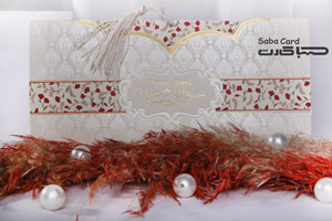 کارت عروسی کد saba-1092