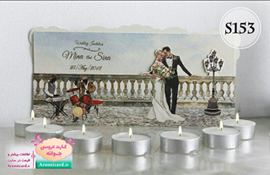 کارت عروسی فانتزی مستانه