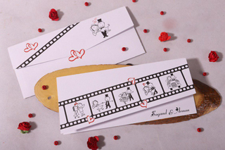 کارت عروسی کد s550