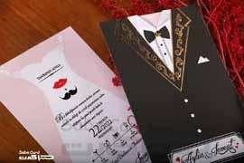 کارت عروسی کد S583