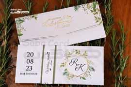 کارت عروسی کد S586