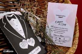 کارت عروسی کد S589