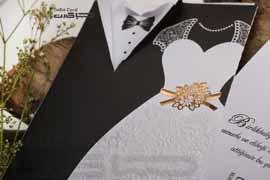 کارت عروسی کد S590