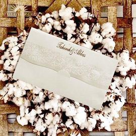 کارت عروسی مینیاتور  m08