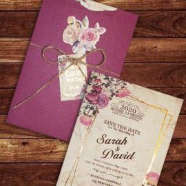 کارت عروسی کد m142
