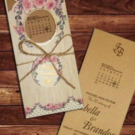 کارت عروسی کد m145